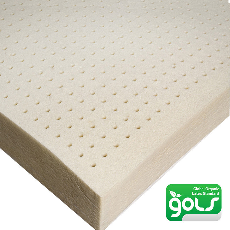Latex Mattress Topper.3 Organic Latex Mattress Topper