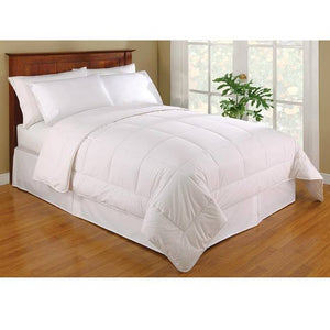 Australian Wool in Organic Cotton Comforter - MyOrganicSleep