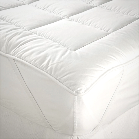 Premium Wool Mattress Pad - MyOrganicSleep
