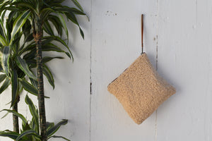 Sherpa Cheeky Tan Clutch