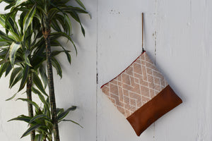 Sunset Large Clutch