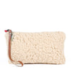Sherpa Cheeky Tan Clara Clutch