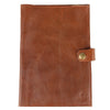 Travel Journal in Brown Leather