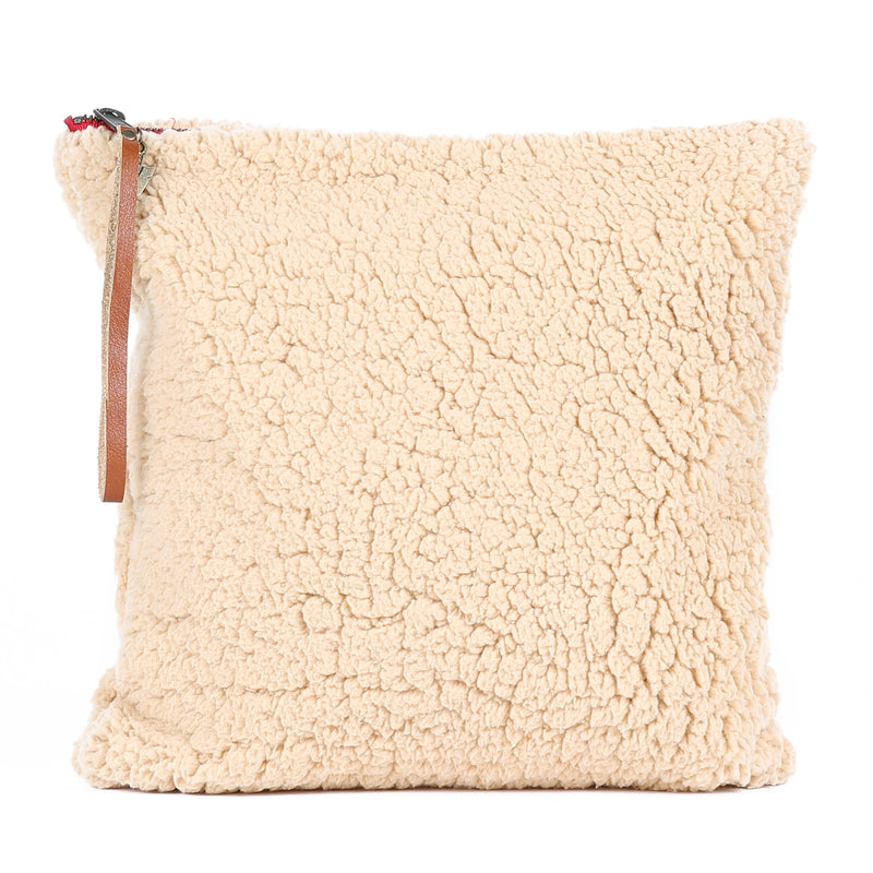 Sherpa Cheeky Tan Large Clutch