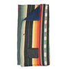 Santa Fe Baby Changing Pad in Black Leather