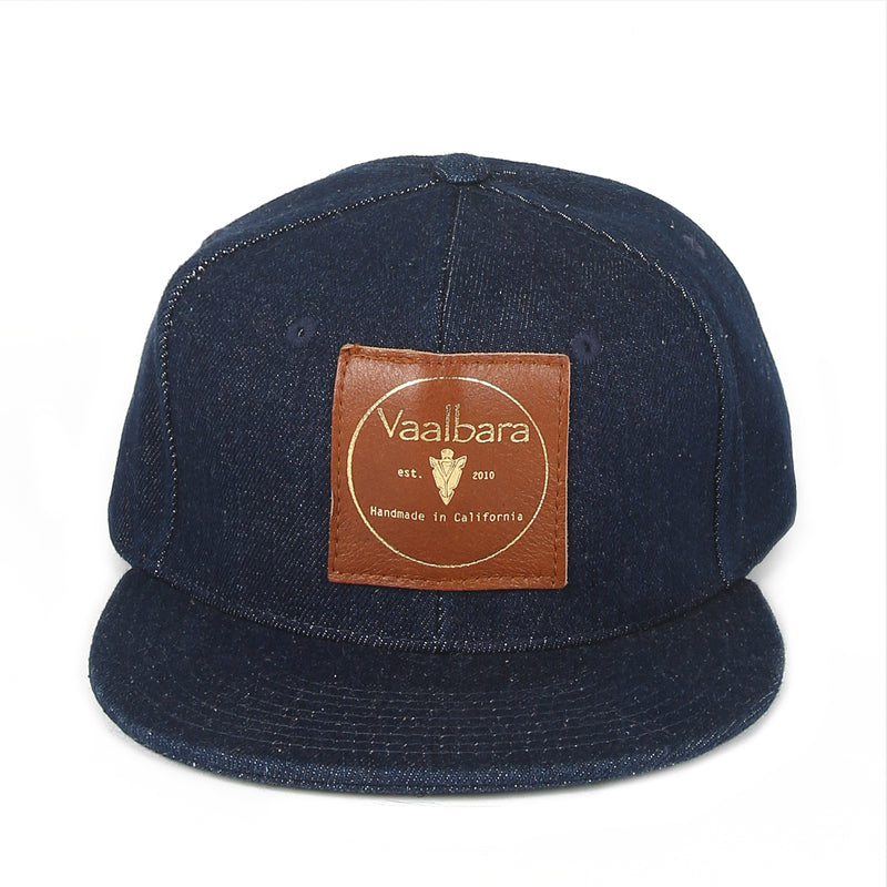 VAALBARA BASEBALL CAP IN DENIM