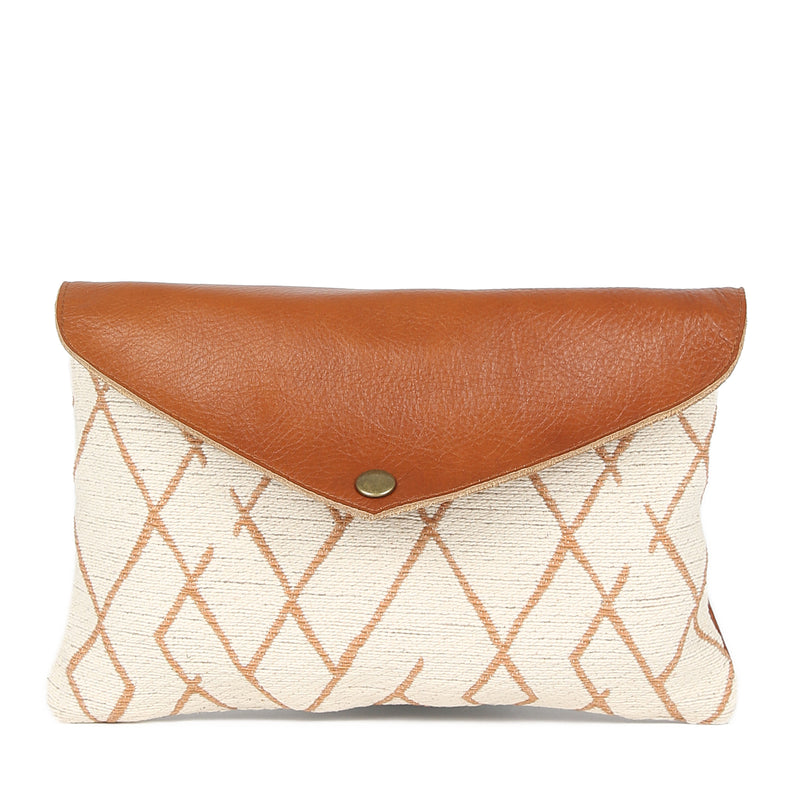 Sunrise Mini Envelope Clutch