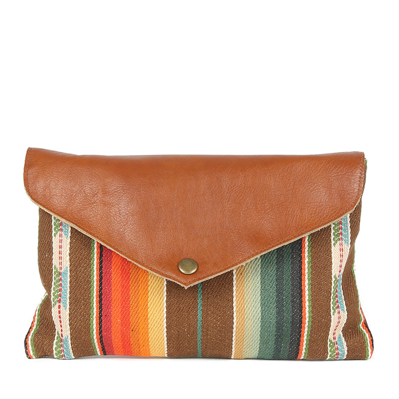 Santa Fe Mini Envelope Clutch