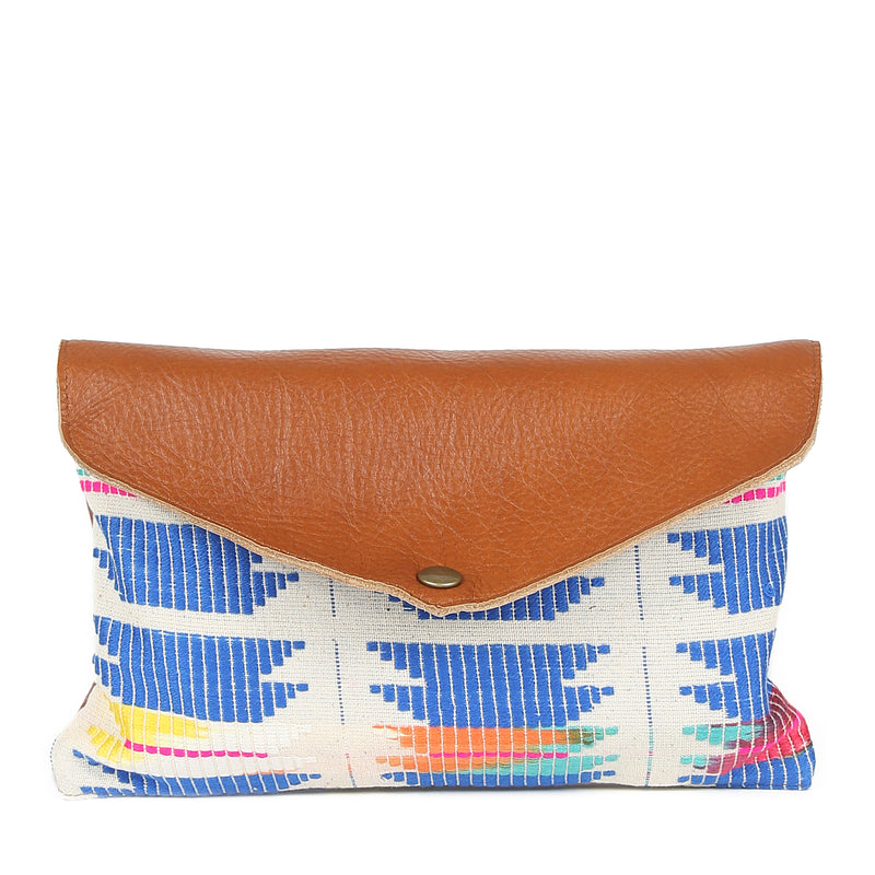 LA Mini Envelope Clutch