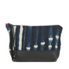 Indigo Moon Pouch Black Leather