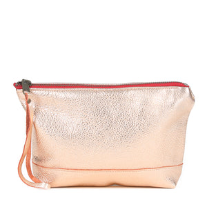 Rose Gold Moon Pouch