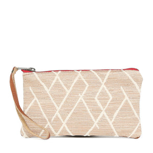 Sunset Clara Clutch