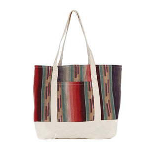 Beach Tote in Mia Serape