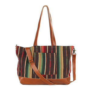 Sydney Messenger Tote Bag