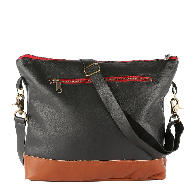 Black Gemma Messenger