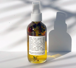 Bohemian Reves- Smolder Calendula Infused Body Oil