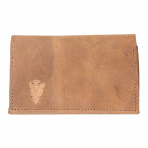 Mens Crazy Horse Leather Wallet