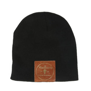 VAALBARA  BEANIE IN BLACK