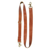 Adjustable Messenger Strap Brown Leather