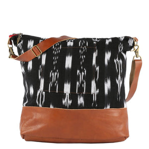 Large Hadley Messenger Ikat