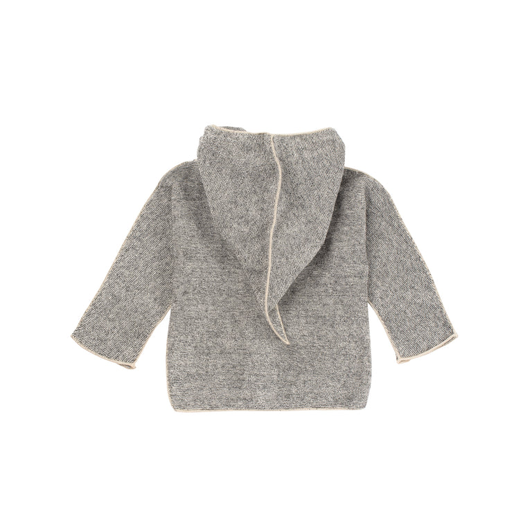 Heather Grey Terry Elfo Jacket