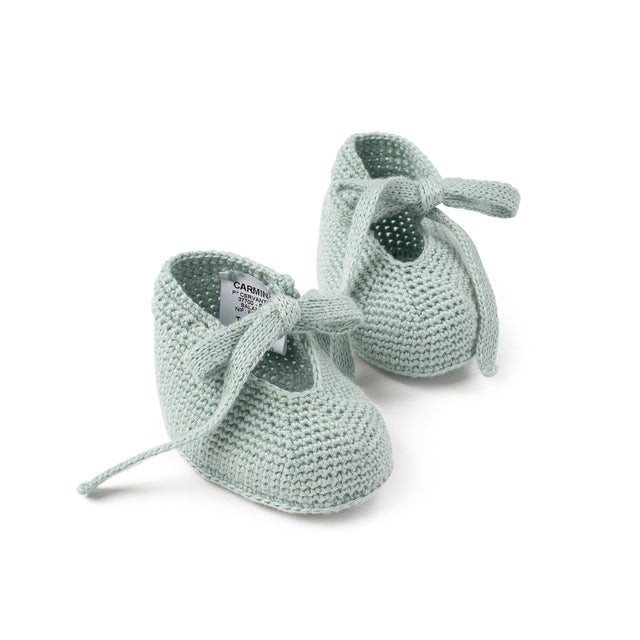 Water Knit Booties