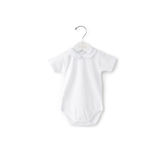 White Peter Pan Onesie