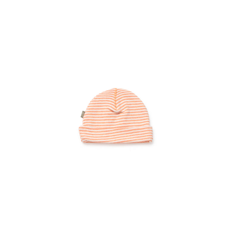 Soft Orange Roman Organic Hat
