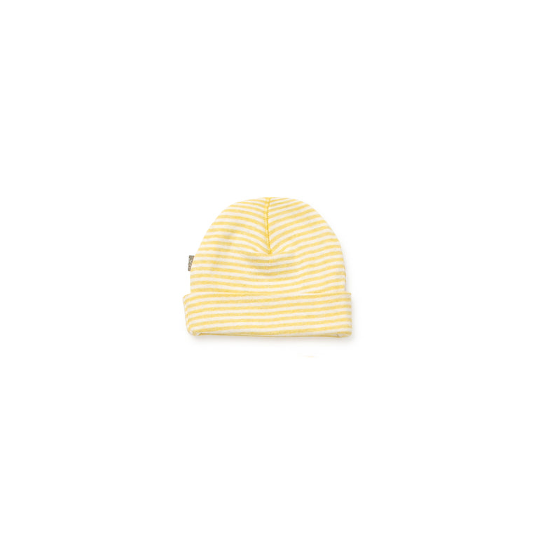 Yellow Roman Organic Hat