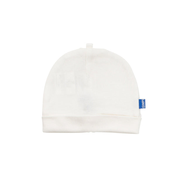 Off White Cotton Hat