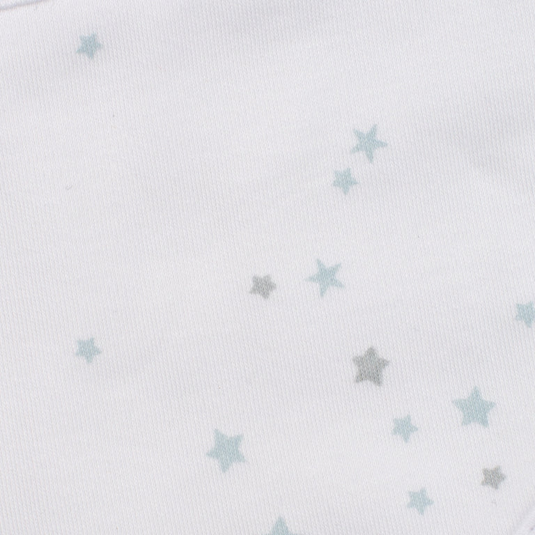 Stars Hooded Towel and  Mitt