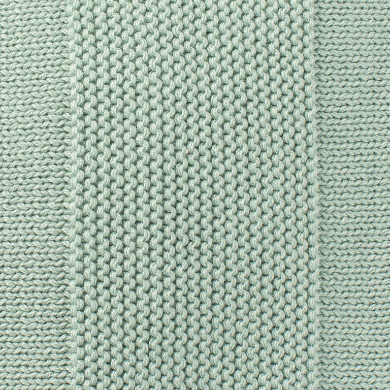 Water Knit Lined Blanket