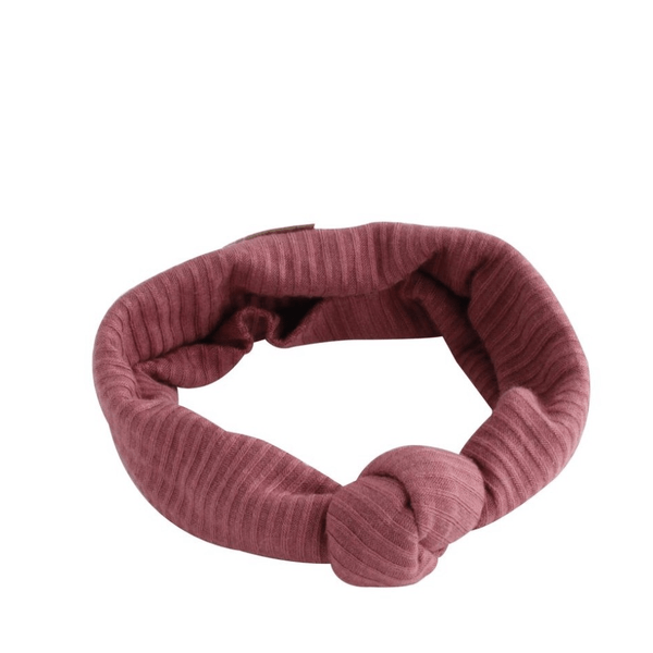 Brick Ribbed Turban Headband