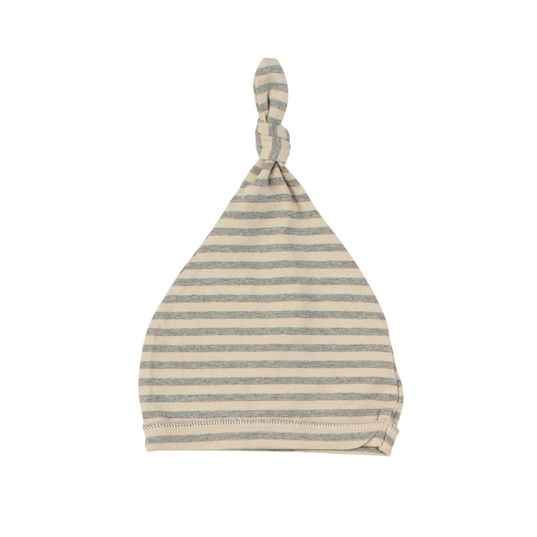 Organic Cotton Striped Hat