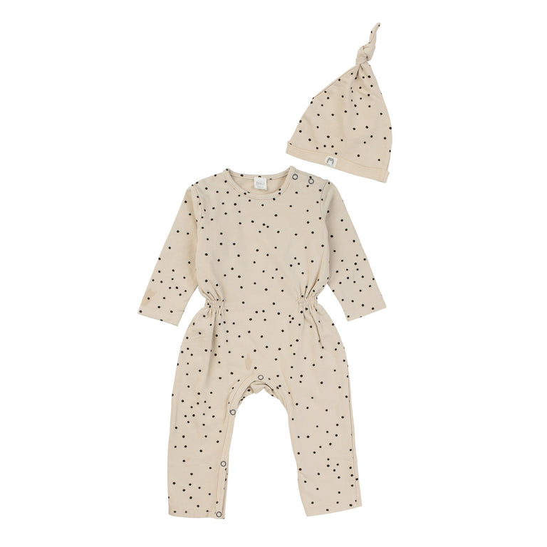 Organic Cotton Snow Wistler Coverall