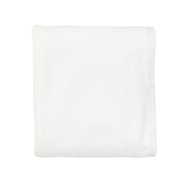 White Basic Cotton Blanket