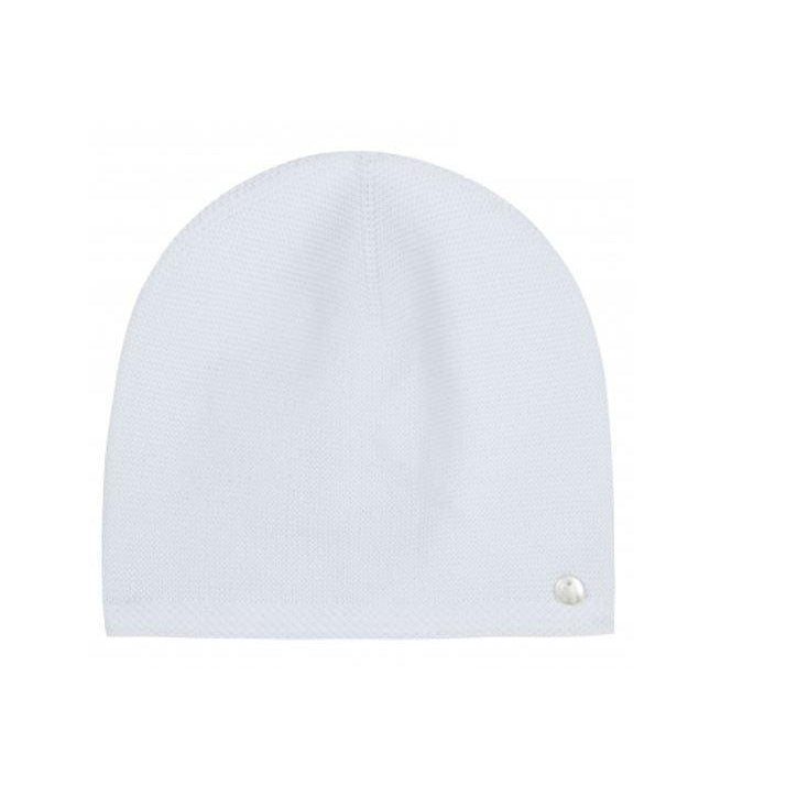 Sky Blue Knit Hat