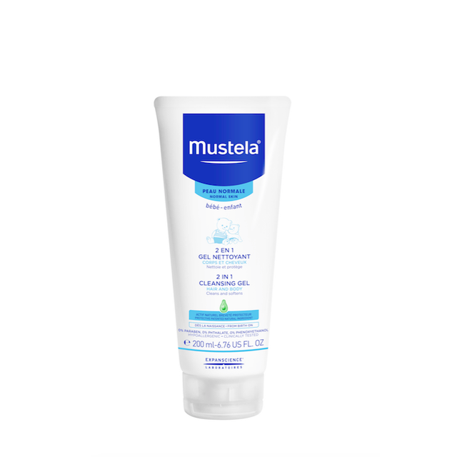 Normal | 2 in 1 Cleansing Gel - 200ml