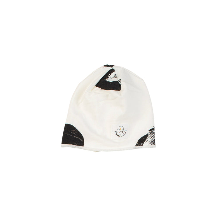 Dots Fleece Hat