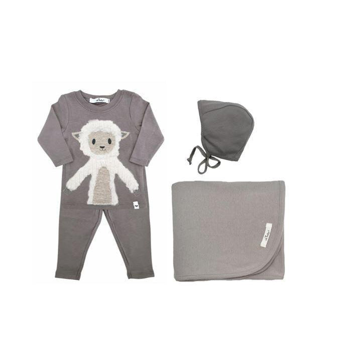 Elephant Lamb 2 Piece Set
