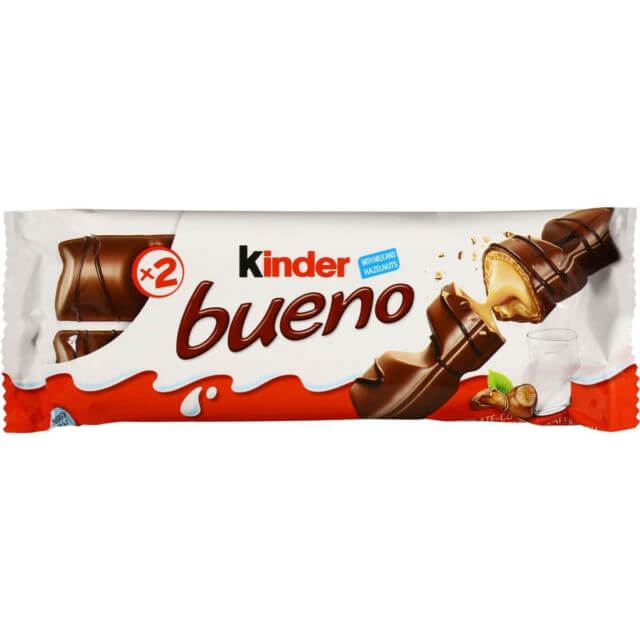 Ferrero Kinder Bueno Bar 43g