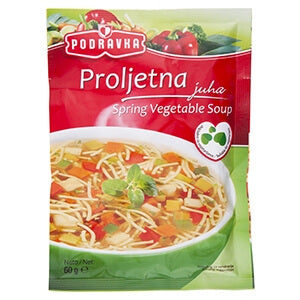 Podravka Spring Vegetable Soup 50g