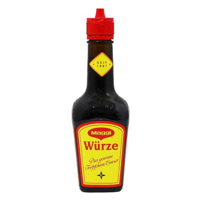 Maggi Wurze Liquid Seasoning 125g
