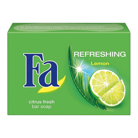 FA Refreshing Lemon Soap Bar 100g