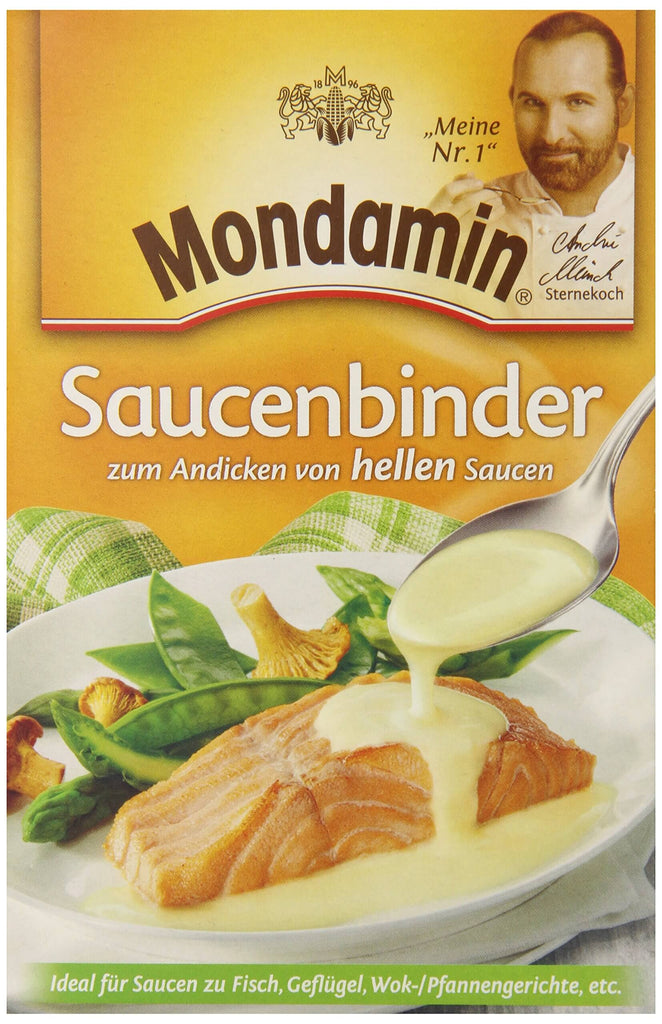 Mondamin Light Gravy Thickener, Saucenbinder 250g