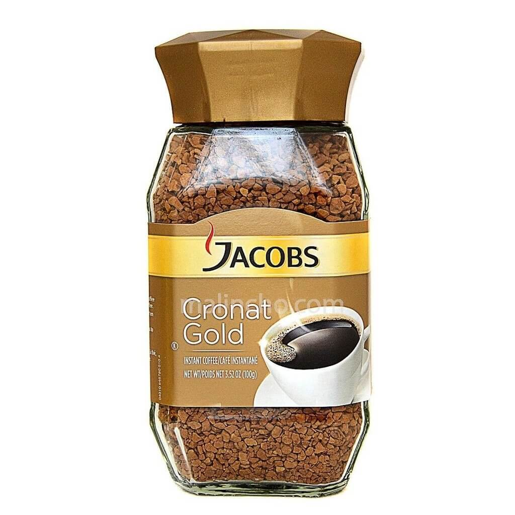 Jacobs Cronat Gold Instant Coffee 100g