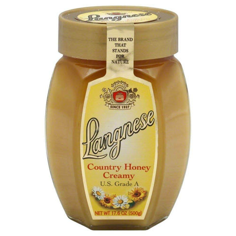 Langnese Creamy Country Honey 500g