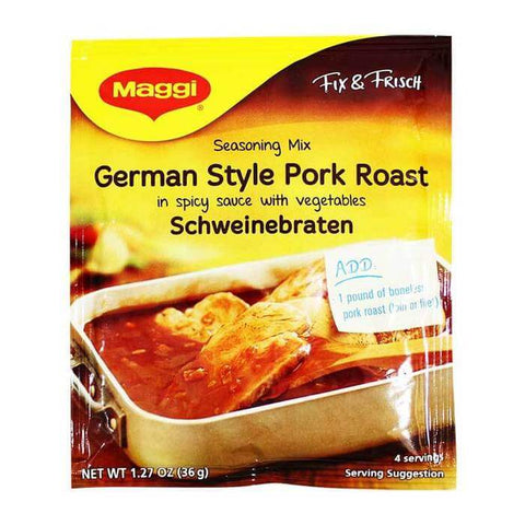 Maggi German Style Pork Roast Sauce Mix 36g