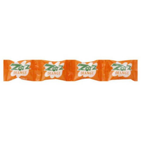 Zotz Orange Flavor (4 Pack) 20g