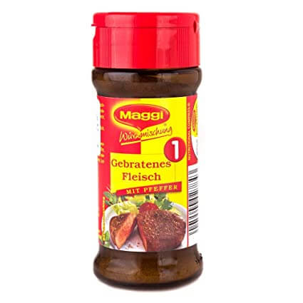 Maggi Meat Seasoning with Pepper Type 1 78g